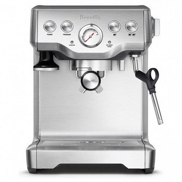 Breville Infuser BES840XL Espresso Machine - Stainless Steel