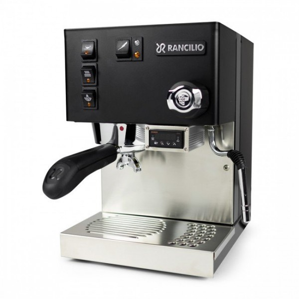 Rancilio Silvia Black Espresso Machine w/ PID
