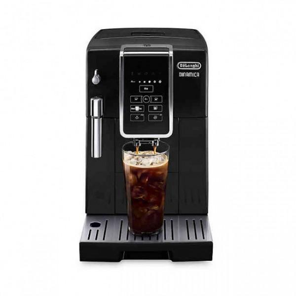 DeLonghi Dinamica ECAM35020B Superautomatic Espresso Machine - Black