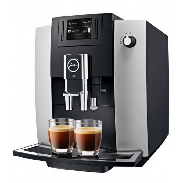 Jura E6 Superautomatic Espresso Machine