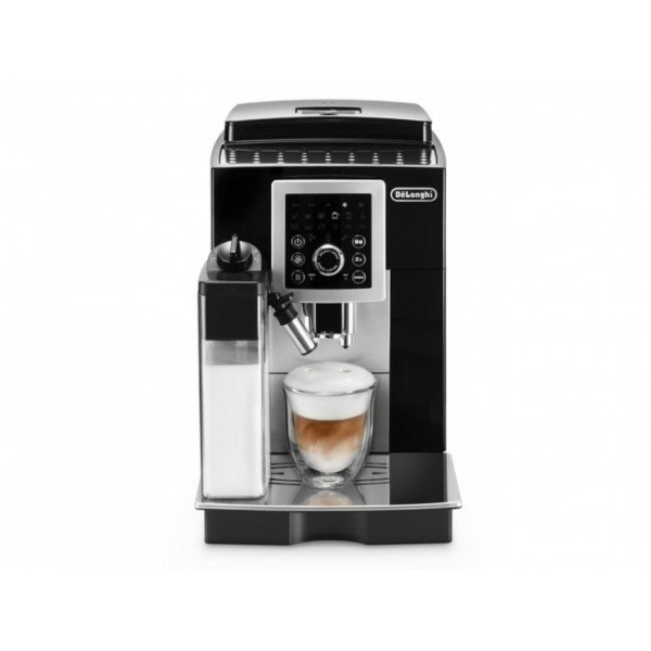DeLonghi ECAM 23.260.SB Magnifica S Cappuccino Smart Superautomatic Espresso Machine